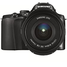 Samsung NX20 Systemkamera, 20 MP