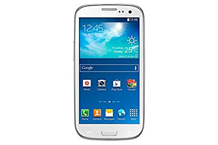 Samsung Galaxy S3 Neo Smartphone débloqué (4.8 pouces - 16 Go - Android 4.4 KitKat) Blanc (import Europe)