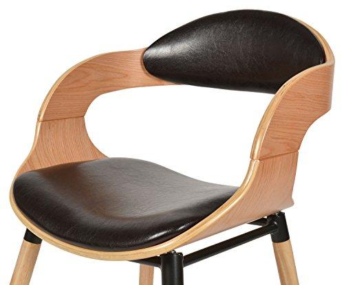 ts-ideen 1x Design Club Sessel Esstisch Küchen Esszimmer Stuhl ...