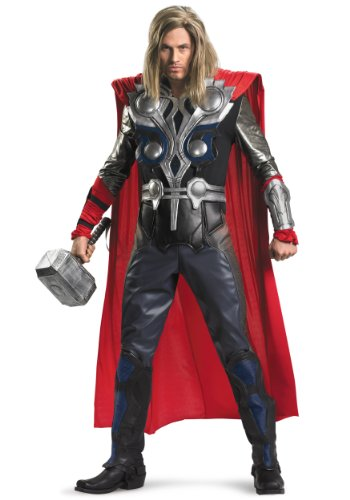 Disguise Mens Thor The Avengers Theatrical Quality Superhero Costume