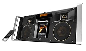 Altec Lansing inMotion MIX Digital Portable Boombox Speaker System - iMT800