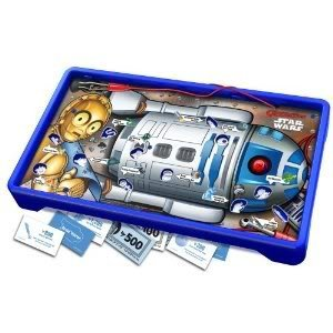 Toy / Game Operation Star Wars Edition (10.5 X 1.9 X 15.8 Inches) W/ Gameboard, Cards, Storage Drawer & More