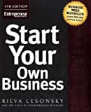 Start Your Own Business (1599180812) by Rieva Lesonsky
