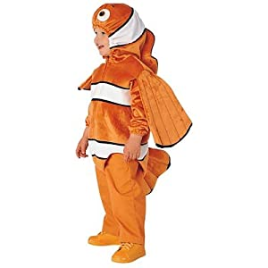 Child's Toddler Nemo Halloween Costume (Size: 4T)
