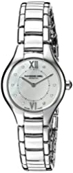 Raymond Weil Women's 5124-ST-00985 Analog Display Swiss Quartz Silver Watch