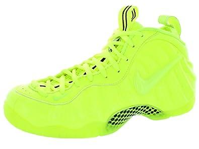 Nike Men's Air Foamposite Pro Volt/Volt/Black Basketball Shoe 8.5 Men US