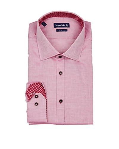 Jacques Britt Camisa Hombre John Mix Azul
