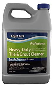 Amazon Com Aqua Mix Heavy Duty Tile And Grout Cleaner