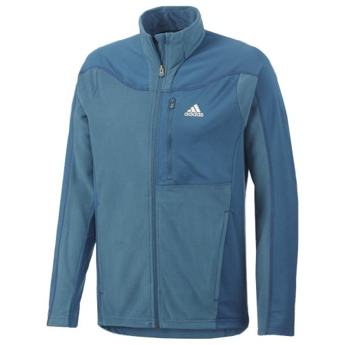 Adidas Hiking / Trekking Fleece Jacket - Men's
