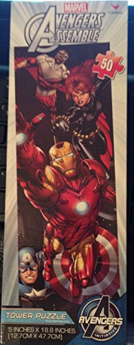 Iron Man 3 - Tower Puzzle - Varied Designs