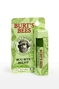 Burt's Bees Bug Bite Relief, .25-Ounce Tube (Pack of 4)