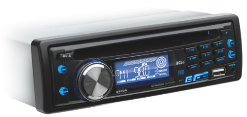 Boss Audio Systems 637UA Autoradio CD/DVD Noir