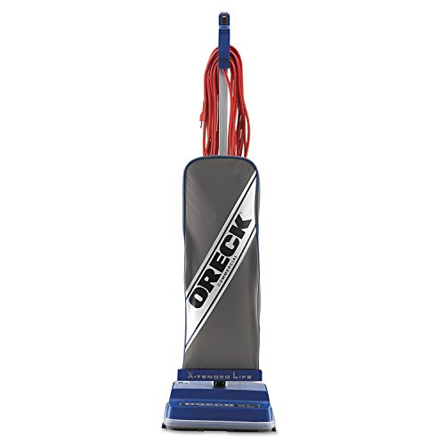 Oreck Commercial XL2100RHS 8 Pound Commercial Upright Vacuum, Blue (Best Bagged Upright Vacuum compare prices)