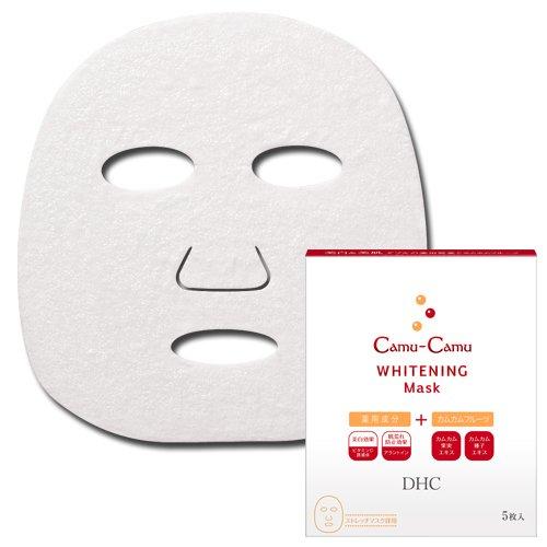 DHC薬用カムCホワイトニングマスク