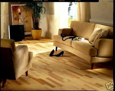 European Ash DIY Engineered Floating Prefinished Hardwood Wood Floor Flooring