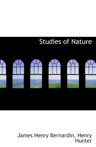 Studies of Nature