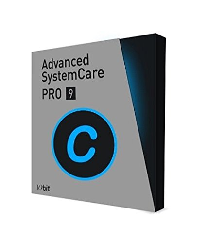 IObit Advanced SystemCare 9 Pro - Digital (download link and license key will be sent by Amazon message) (Advanced Systemcare Pro compare prices)
