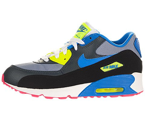 AIR MAX 90 (PS)/MAGNET GREY Nike Kleiner Junge/Mädchen Mod.307794-092 Mis. 29.5