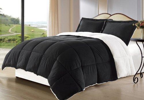 Black Queen Bedroom Set 2262 front