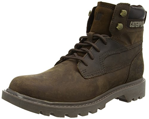 Caterpillar Bridgeport - Scarpe Antinfortunistiche Uomo, Marrone (Mens Brown), 42 EU