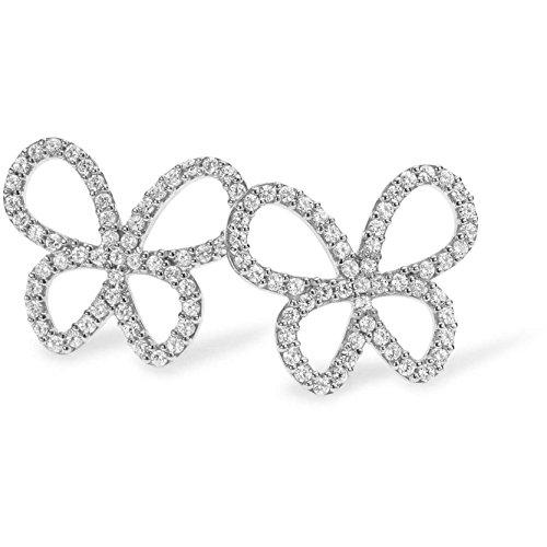 orecchini donna gioielli Comete Farfalle elegante cod. ORA 106