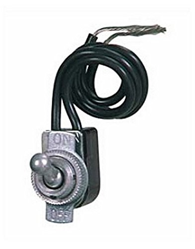 Rv Trailer Camper Electrical Toggle Switch Single Pole 6A 125V 452-Box