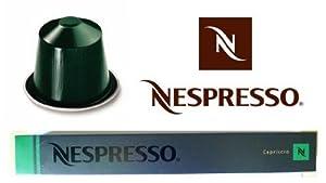 Buy Nespresso Capriccio Capsules (Nespresso Machines - 10 capsules) from Nespresso