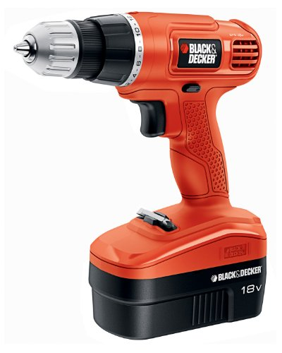 Black & Decker Gc181c 18v Drill/Driver