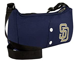 Little Earth 76004-SDPA MLB San Diego Padres Jersey Purse by Little Earth