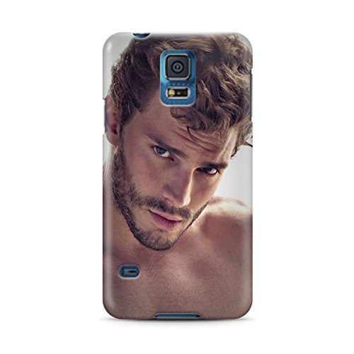 50 Shades of Grey Samsung Galaxy S5 Hard Case Cover (New Worlds Jamie Dornan compare prices)