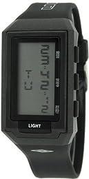 Umbro black digital Unisex watch U575B