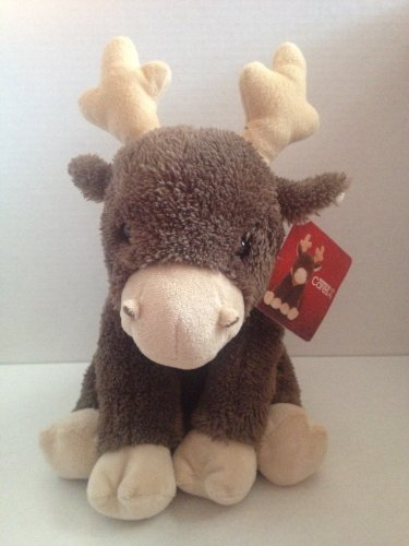 "The Night Before Christmas Plush 10"" Reindeer - 1"