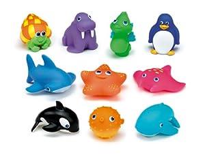 Munchkin Ten Squirtin Sea Buddies