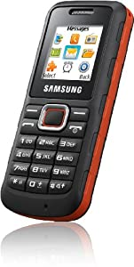 Samsung E1130 Handy orange