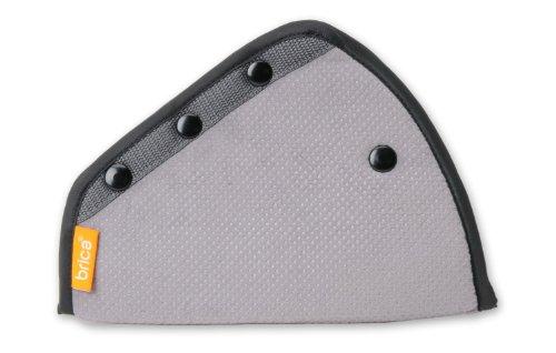 BRICA-Seat-Belt-Adjuster-Gray