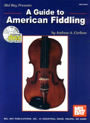 Mel Bay Guide to American Fiddling Book/CD Set