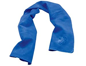 Chill-Its 6602 Cooling Towel, Blue