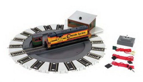Bachmann Trains Motorized Turntable-Ho Scale