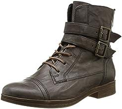 Gabor 93.732 53, Boots femme - Gris (Tuscon Asphalto), 40 EU (6.5 UK)