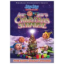 Jay Jay the Jet Plane: Jay Jay's Christmas Surprise