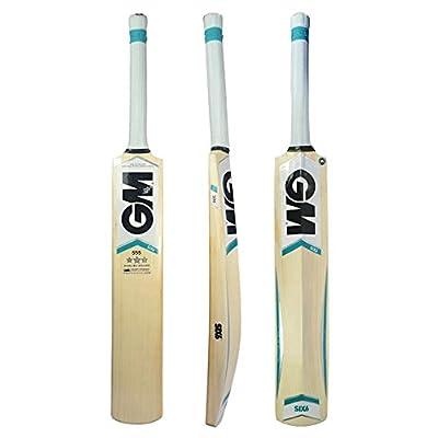 GM Six6 F2 555 Knocked English Willow Cricket Bat Size - SH