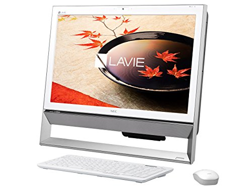 LAVIE Desk All-in-one DA350/CAW PC-DA350CAW