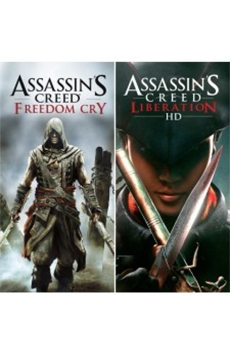 AC Freedom Cry (standalone) + AC Liberation HD bundle - PS3 [Digital Code] (Assassin Creed 3 Liberation compare prices)