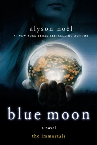 Cover of Blue Moon (The Immortals, Book 2)