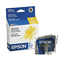 Epson Stylus T032220, T032320, T032420, T032520 Ink Cartridge INKCART,F/C80,YW MS3510K (Pack of5)