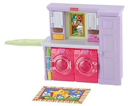 Fisher-Price Loving Family Laundry Room