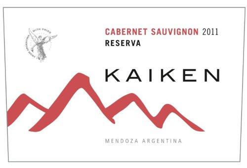 2011 Kaiken Reserve Cabernet Sauvignon 750 Ml