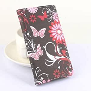 Colored Drawing Pattern 1 Protective Leather Case Cover For DOOGEE F5-2
