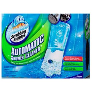 Scrubbing Bubbles Automatic Shower Cleaner 1 ea