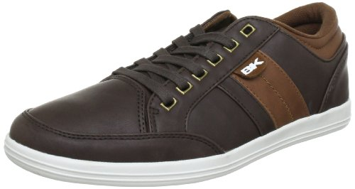 British Knights KUNZO Lace-Ups Men brown Braun (Dk.Brown-Brown 8) Size: 11 (45 EU)
